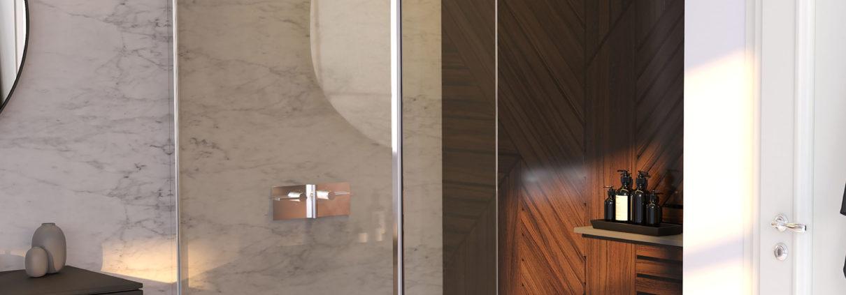 wet room panel